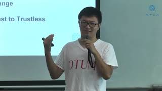 Patrick  The Overview of Blockchain and Qtum