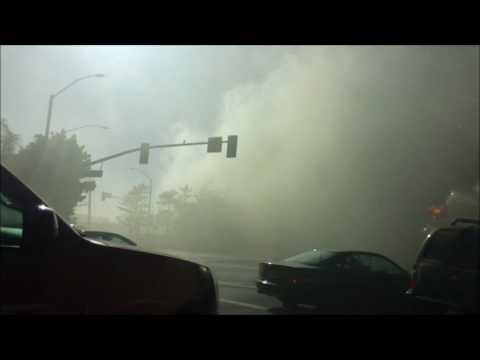 Fire in San Leandro 7/11/17