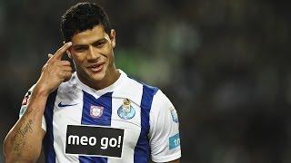 HULK Porto Лучшие голы!