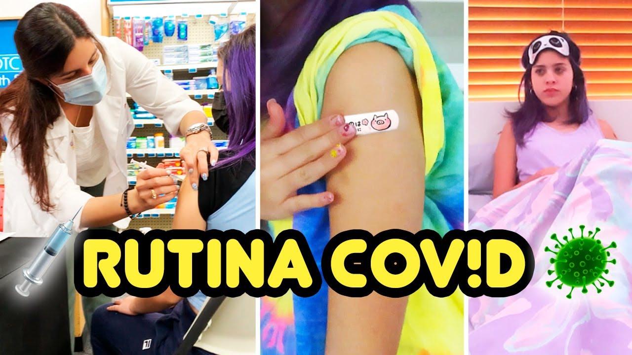 Download MI RUTINA COVID-19🦠 Primer Shot💉| Leyla Star💫