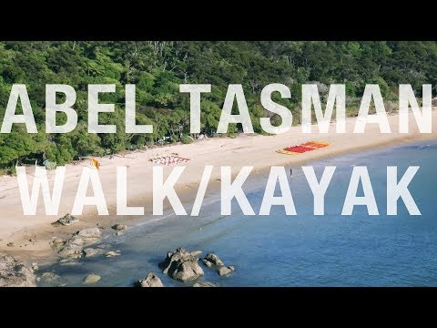 NZ's Great Walks: Abel Tasman Walk and Kayak