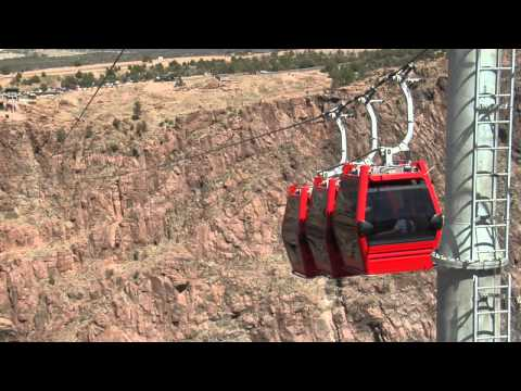 Royal Gorge Bridge and Park opens and offers exciting new attractions
