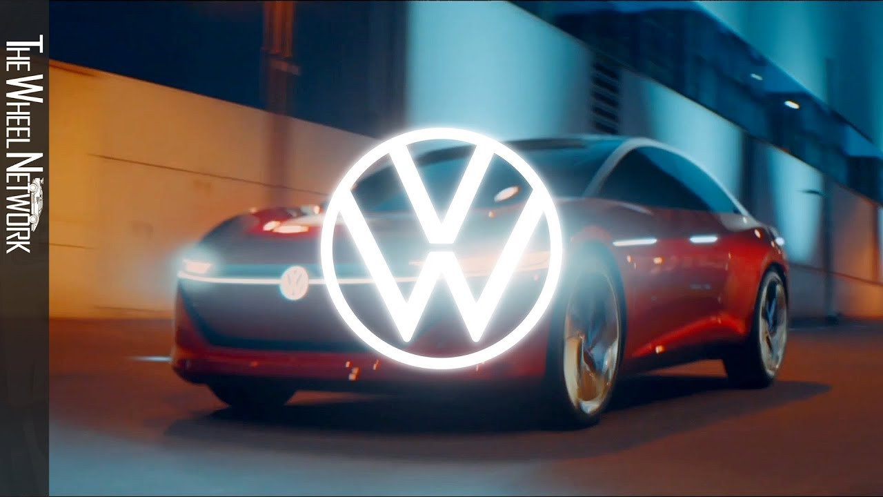 the new volkswagen logo and brand design