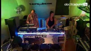 "Klartraum Live 2h ""Living Room"" Liveset @ electrosound.tv (webcam stream)"