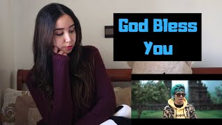 GOD BLESS YOU - ATTA HALILINTAR ft. ELECTROOBY ( MV ) _ REACTION