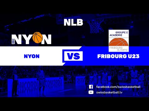 NLB - Day 12: NYON vs. FRIBOURG