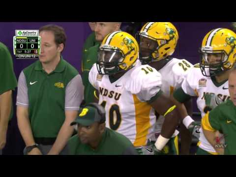 NDSU Bison Football - Brian Shawn/Lee Timmerman