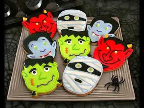 diy halloween cookie decorating ideas
