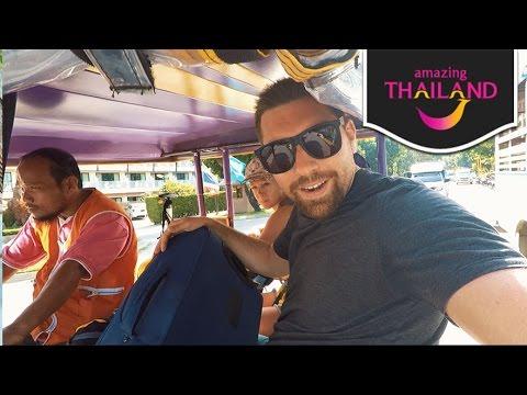 Ao Nang To The Phi Phi Islands, Thailand