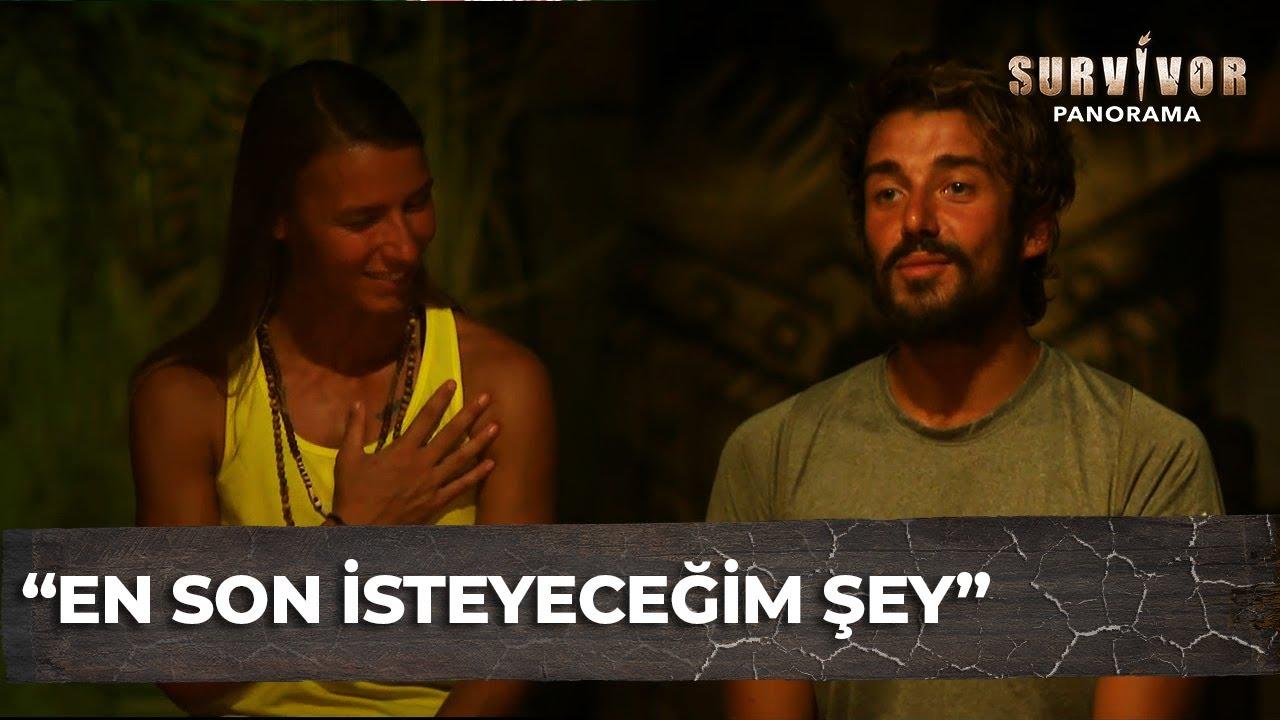 Cemal Can Neden Elif'i Aday Gösterdi? | Survivor Panorama 129.Bölüm