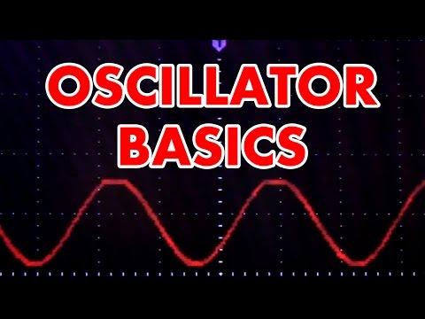What is an oscillator? Oscillator tutorial in HD!