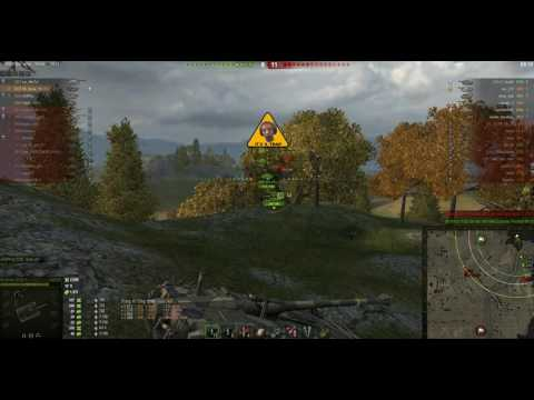 world of tanks | udes 03 climbing map redshire.