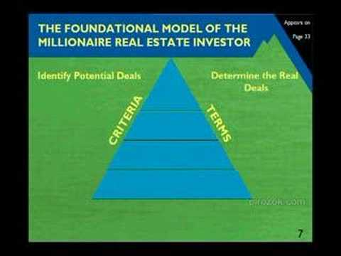 The Millionaire Real Estate Investor - Overview