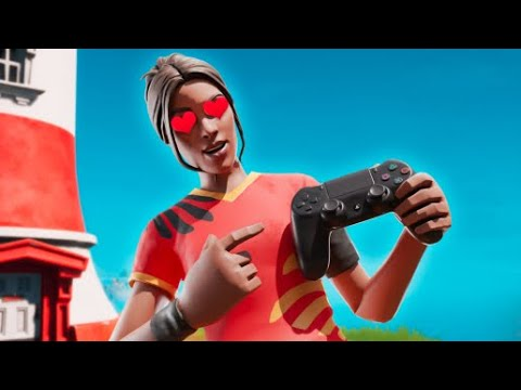 NEW FORTNITE CONTROLLER STRATEGY