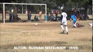 Aquí están los 4 Goles (conocido como Poker) de Rudvan Nistelrooy e...