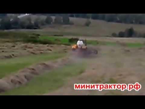 Грабли ворошилки колёсно