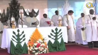 Matayarisho ya kimavazi ya mapadri wa kanisa Katoliki wakati wa misa