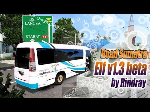 Elf 1.3 beta -- Visit Sumatra Pesona Indonesia - 동영상