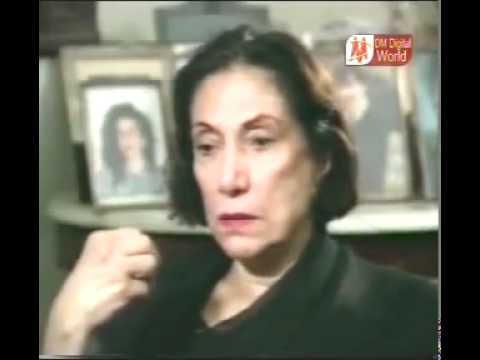 Zulfiqar Bhutto's Wife Nusrat Bhutto Crying While Giving The Comments On Z.A .flv