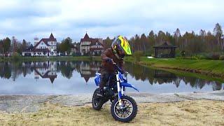 أكثر القصص إثارة للاهتمام حول Senya ودراجاته النارية