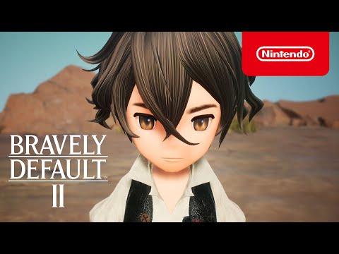 BRAVELY DEFAULT II arriveert op 26 februari! (Nintendo Switch)