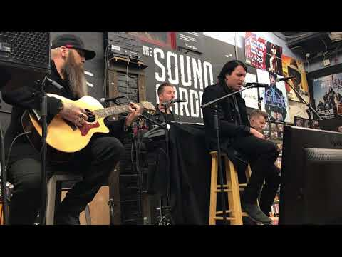 "Three Days Grace ""Infra-Red"" (Acoustic) @ The Sound Garden"