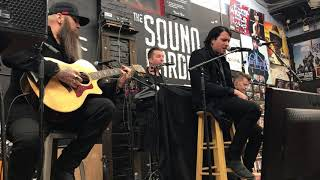 """Three Days Grace """"Infra-Red"""" (Acoustic) @ The Sound Garden"""