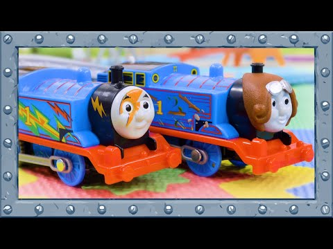 Challenges 2017 Compilation | Thomas and Friends | TrackMaster #52