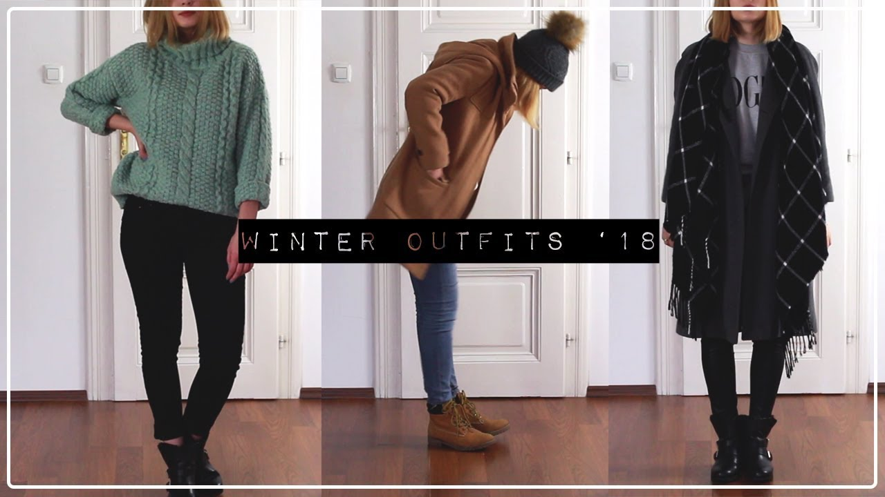 [VIDEO] - winter outfits '18   HeyJulie 2