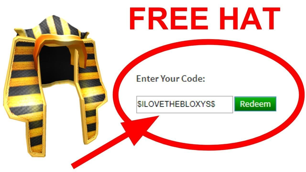 NEW ROBLOX PROMO CODE 2019 GLORIOUS PHARAOH OF THE SUN