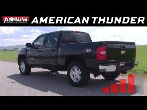 chevrolet silverado pickup dynomax dual