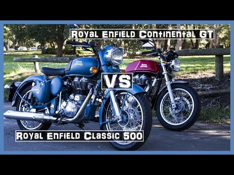 Royal Enfield Classic 500 Review Australia