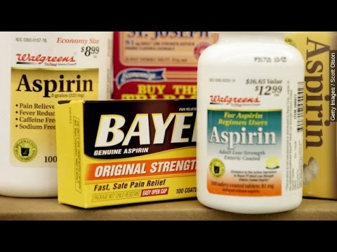 New Technique Finds Aspirin Can Prevent Cancer - Newsy