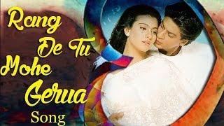 Shahrukh-Kajol's Shoots For Rang De Tu Mohe Gerua Song | Dilwale Movie