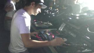 ANDY C LIVE - UP CLOSE AND PERSONAL