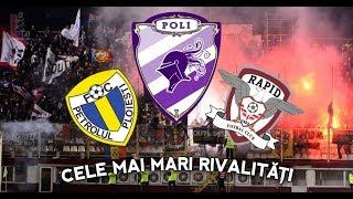 Cele Mai Mari RIVALITĂȚI Din Fotbalul ROMÂNESC! DERBY-URI De Foc 🔥