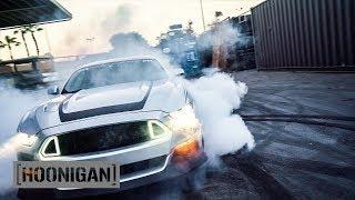[HOONIGAN] DT 028: Vaughn (and Abby) Gittin Jr. Slay Tires in the Mustang RTR Spec 2