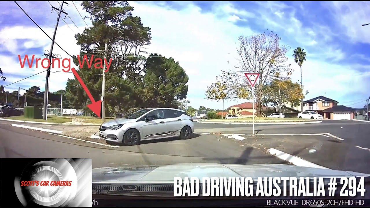 BAD DRIVING AUSTRALIA # 294