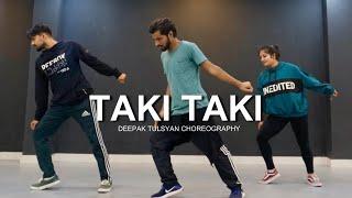 Baixar DJ Snake - Taki Taki ft. Selena Gomez, Ozuna, Cardi B | Deepak Tulsyan Choreography