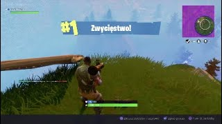 Fortnite moja 17 wygrana