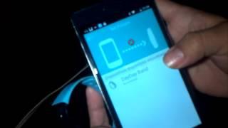 Pulsera no se conecta a ningún telefono Excelvan