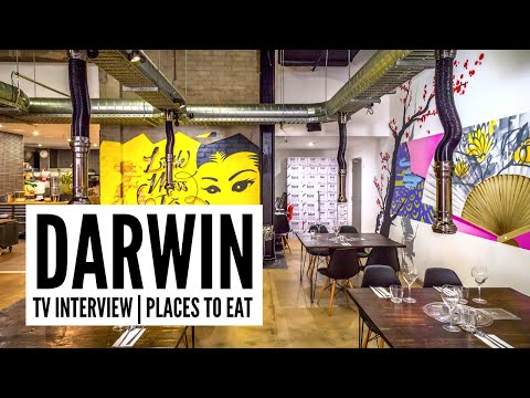 Darwin Travel Guide - The Big Bus tour and travel guide
