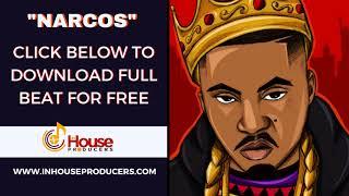 "Nas Type Rap Beat ""Narcos"" Free New Hip Hop Instrumentals"