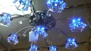 Люстра с пультом ДУ и светодиодной подсветкой 44179/9.wmv(http://софит-1.рф/ Софит - купить люстры и светильники в Красноярске! Представленная люстра работает в двух..., 2011-04-19T05:23:35.000Z)