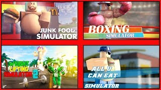 simulators in Roblox test