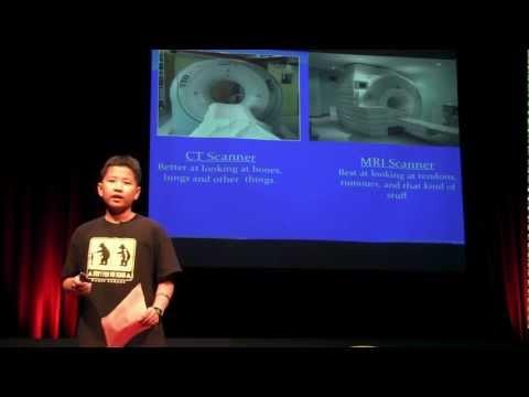 TEDxKids@BC - Derek Lin - A Frightening Reality