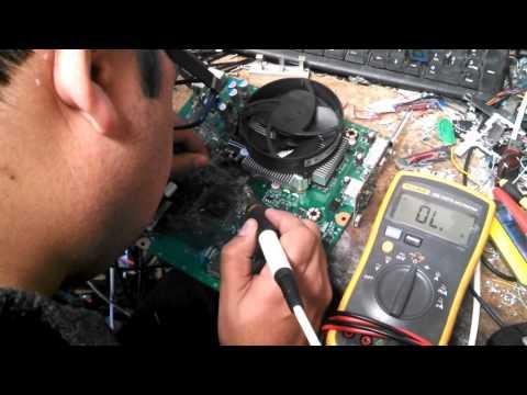 Reparación error 0012 Xbox 360 corona