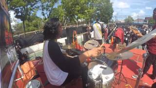 Motherland In Sunday Rock Party - Recreant & Berontak ( Cover Chelsea Grin & Aftercoma )