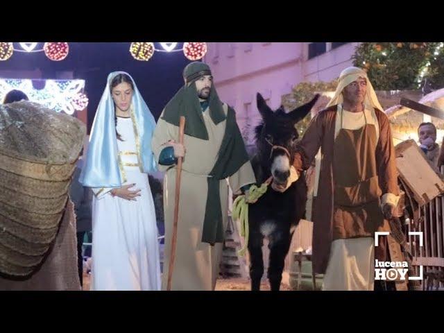 VÍDEO: Un centenar de vecinos participan en el Belén Viviente de Jauja. ¡Hoy tienes otra oportunidad de verlo!