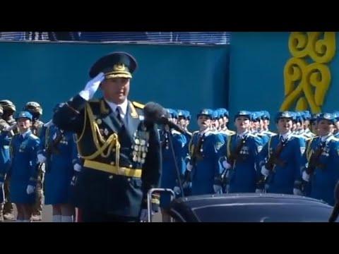 Kazakhstan, Kazakh Military Parade 2017